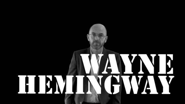 wayne hemmingway