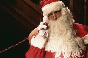 santa-on-phone