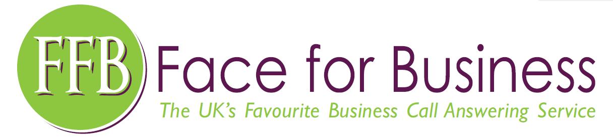 Face for Business Logo