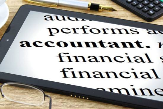 Face for Business Accountant