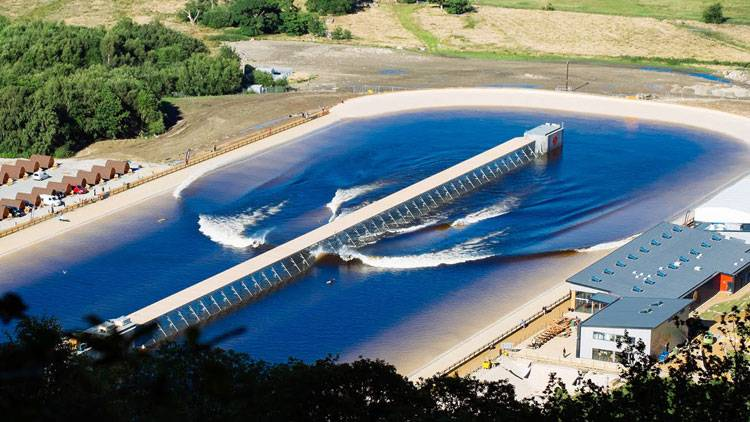 Face for Business' interview with Andy Ainscough Surf Snowdonia North Wales