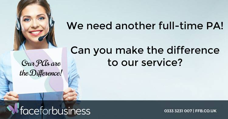 Face for Business Recruitment