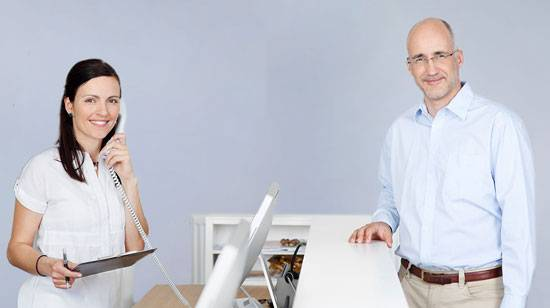 Aesthetics Enquiry Handling Face for Business