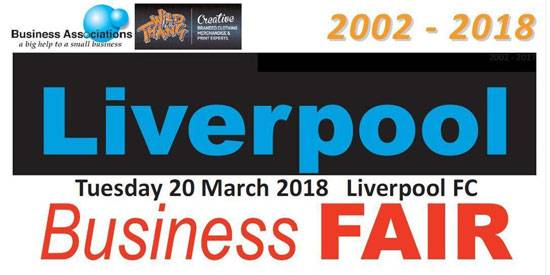 Liverpool Business Fair 2018 with Face for Business