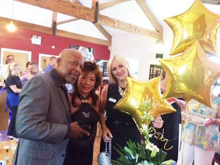 Twinkle House June 2016 Goldie Jill and Maurice Cannon