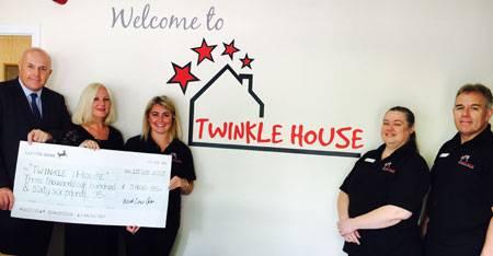 Twinkle House Team Photo