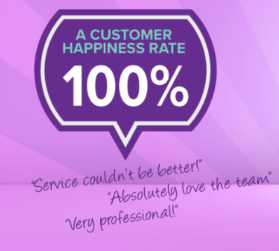 Face for Business Telephone Answering Service 100% Client Satisfaction