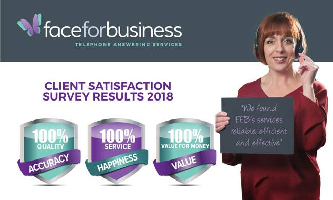 Telephone Answering Service 100% satisfaction